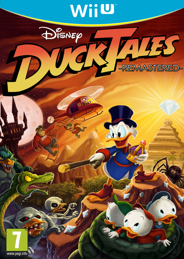 DuckTales: Remastered Array coverHQ (WDKP08)