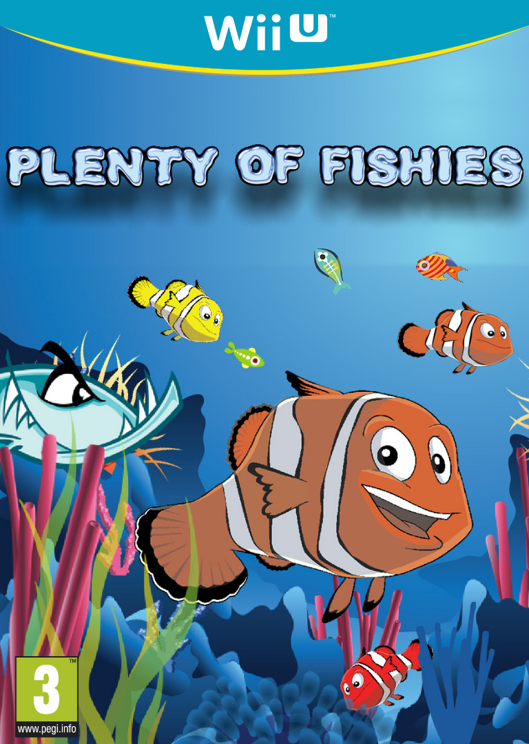 Plenty of Fishies WiiU coverHQ (WFPP)