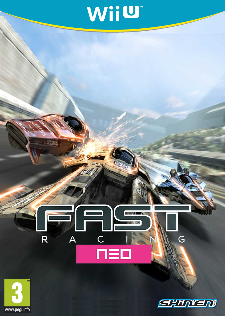 Fast Racing NEO WiiU coverHQ (WFSP)