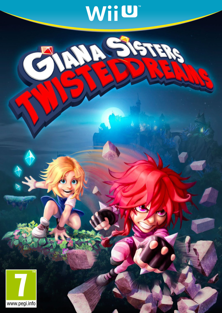 Giana Sisters: Twisted Dreams Array coverHQ (WGSP)