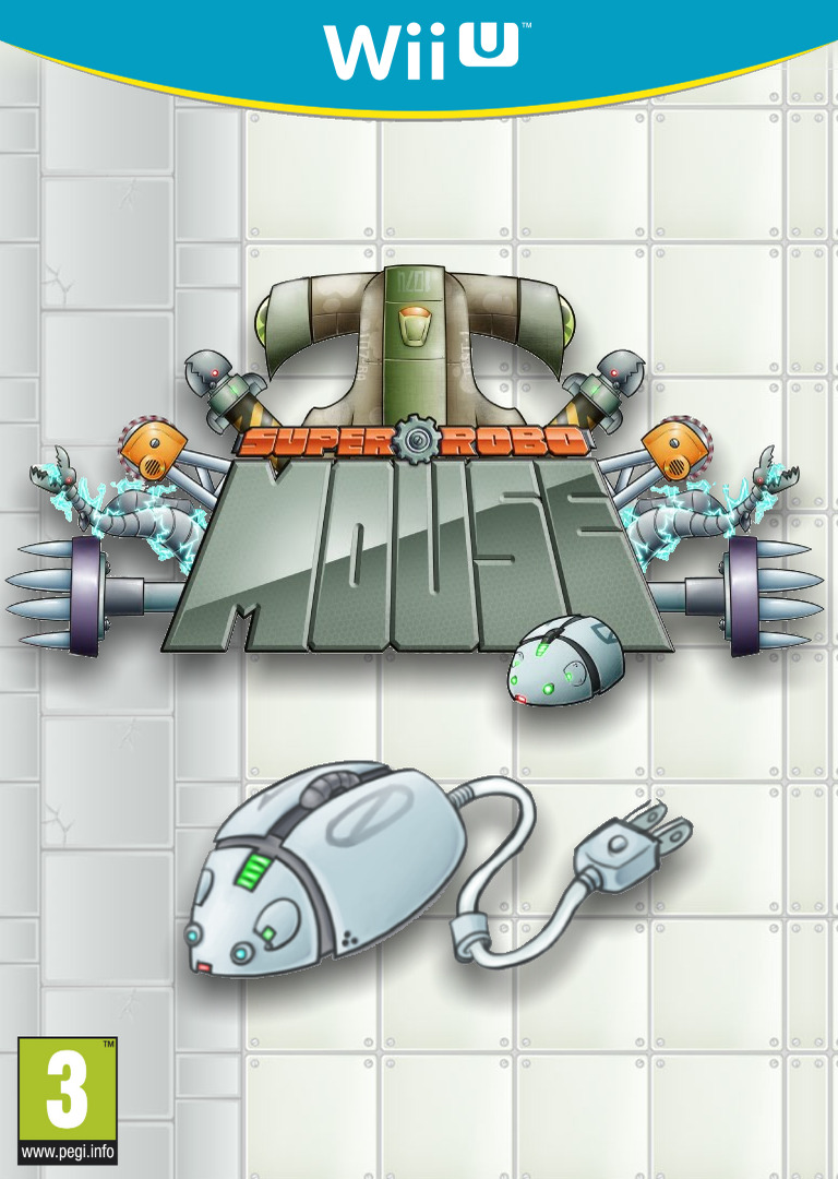 SUPER ROBO MOUSE WiiU coverHQ (WMWP)