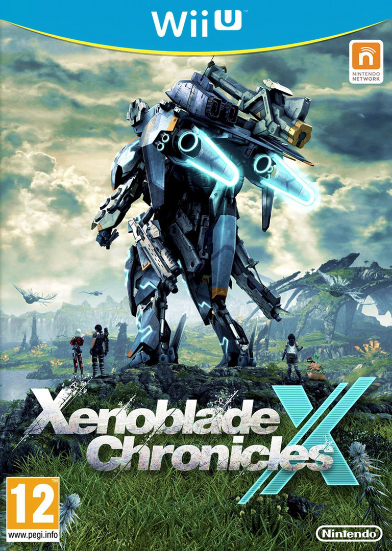 Xenoblade Chronicles X Array coverHQ (AX5D01)