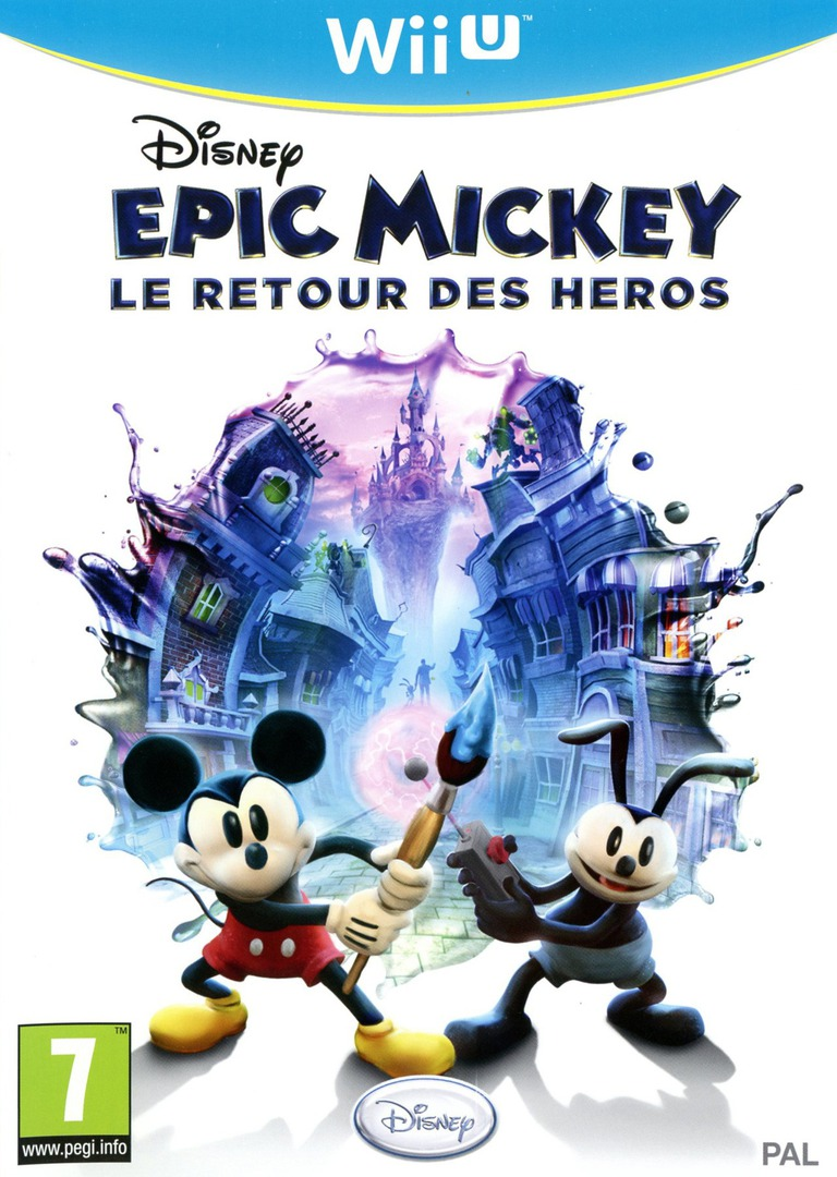 Disney Epic Mickey : Le retour des héros Array coverHQ (AEMP4Q)