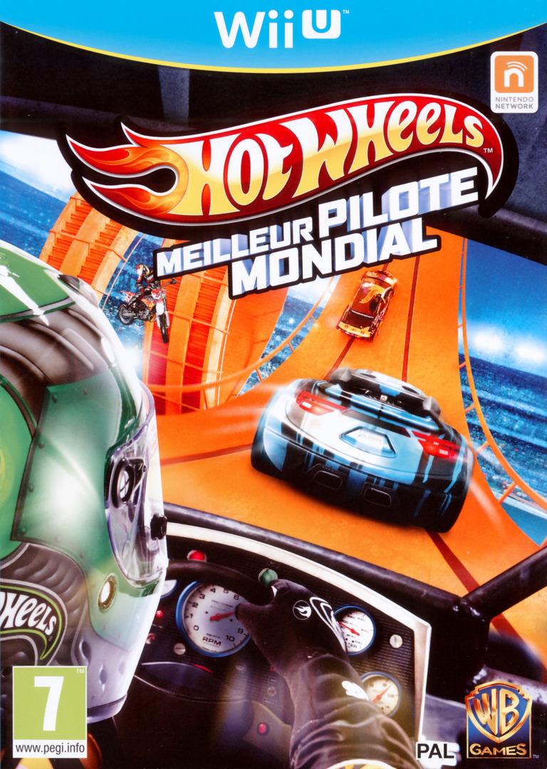 Hot Wheels:Meilleur Pilote Mondial WiiU coverHQ (AHWPWR)