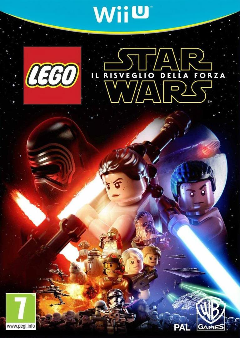 LEGO Star Wars: Il Risveglio della Forza WiiU coverHQ (BLGPWR)