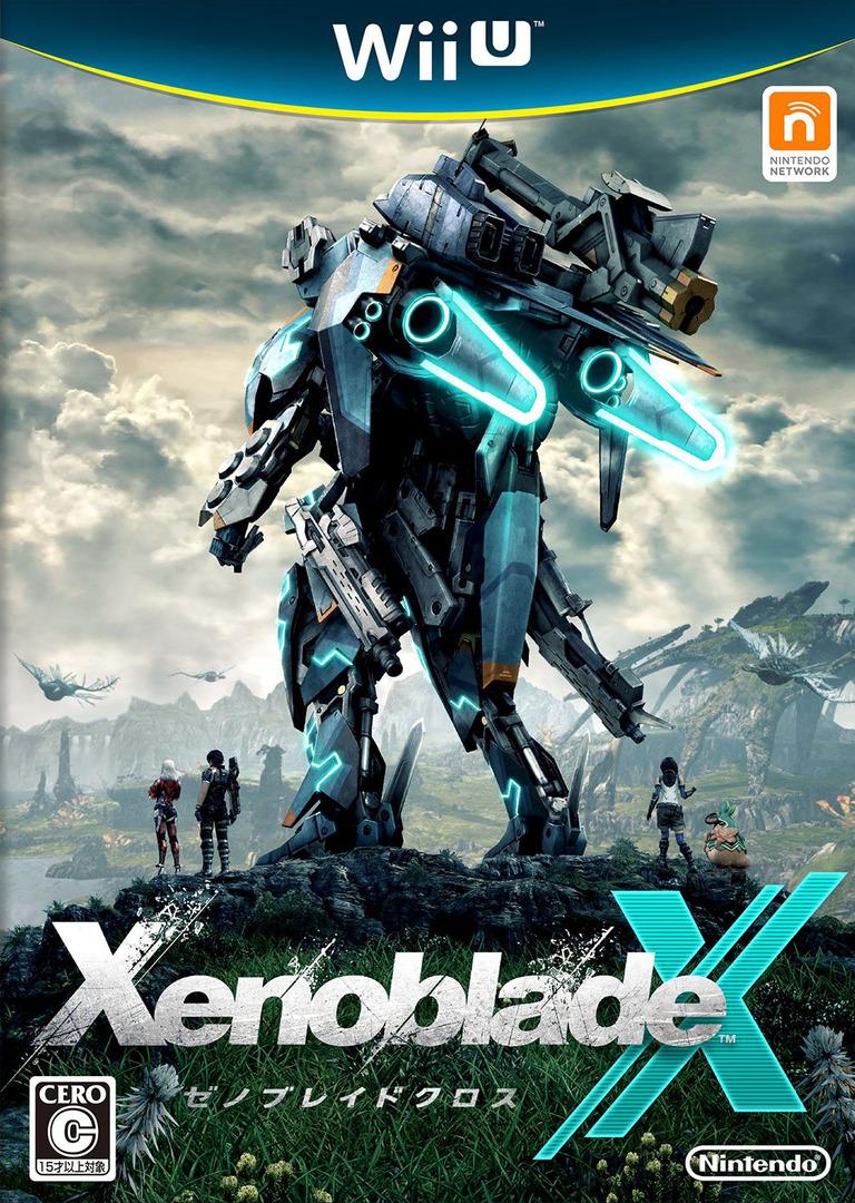 ゼノブレイドクロス WiiU coverHQ (AX5J01)