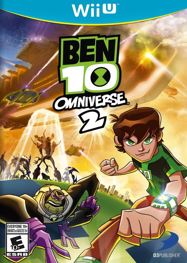 Ben 10: Omniverse 2 Array coverHQ (ABVEG9)