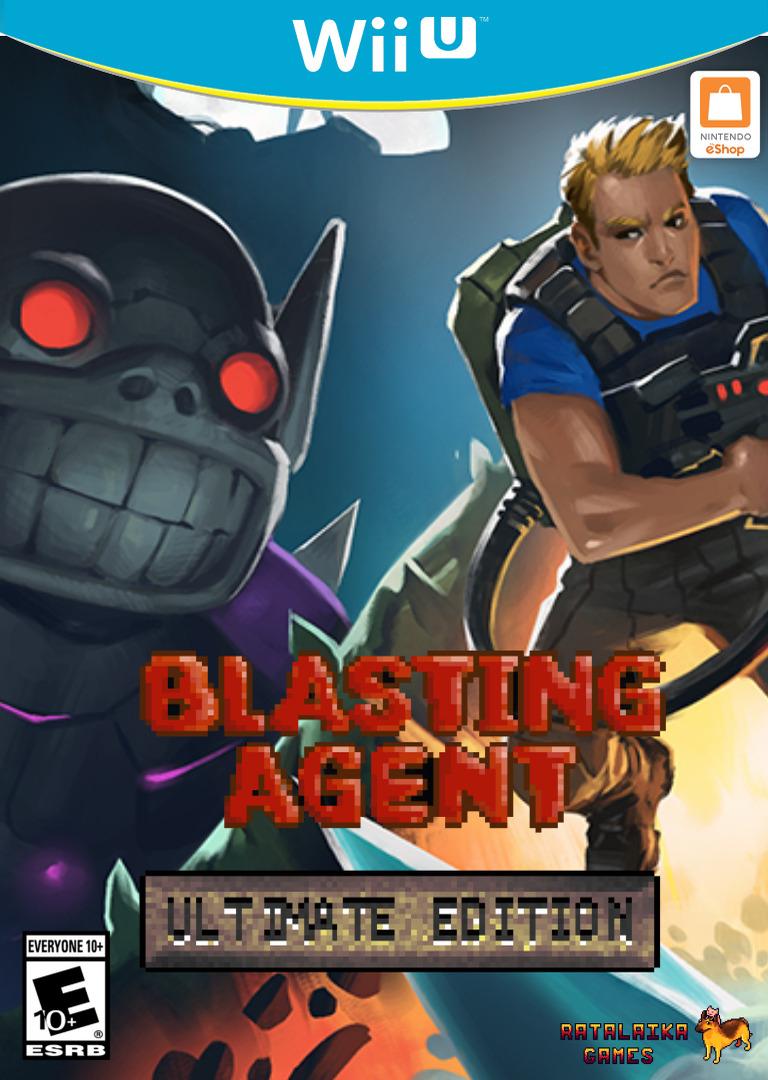 Blasting Agent: Ultimate Edition WiiU coverHQ (ABZE)