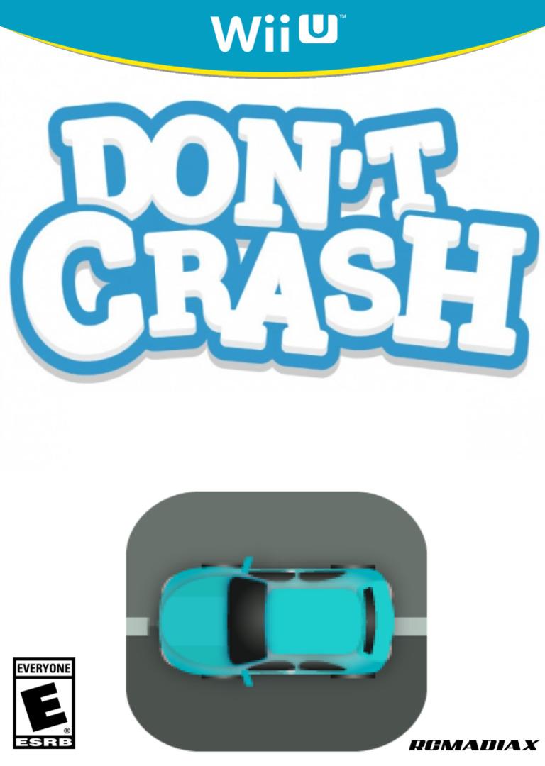 Don't Crash WiiU coverHQ (AC5E)
