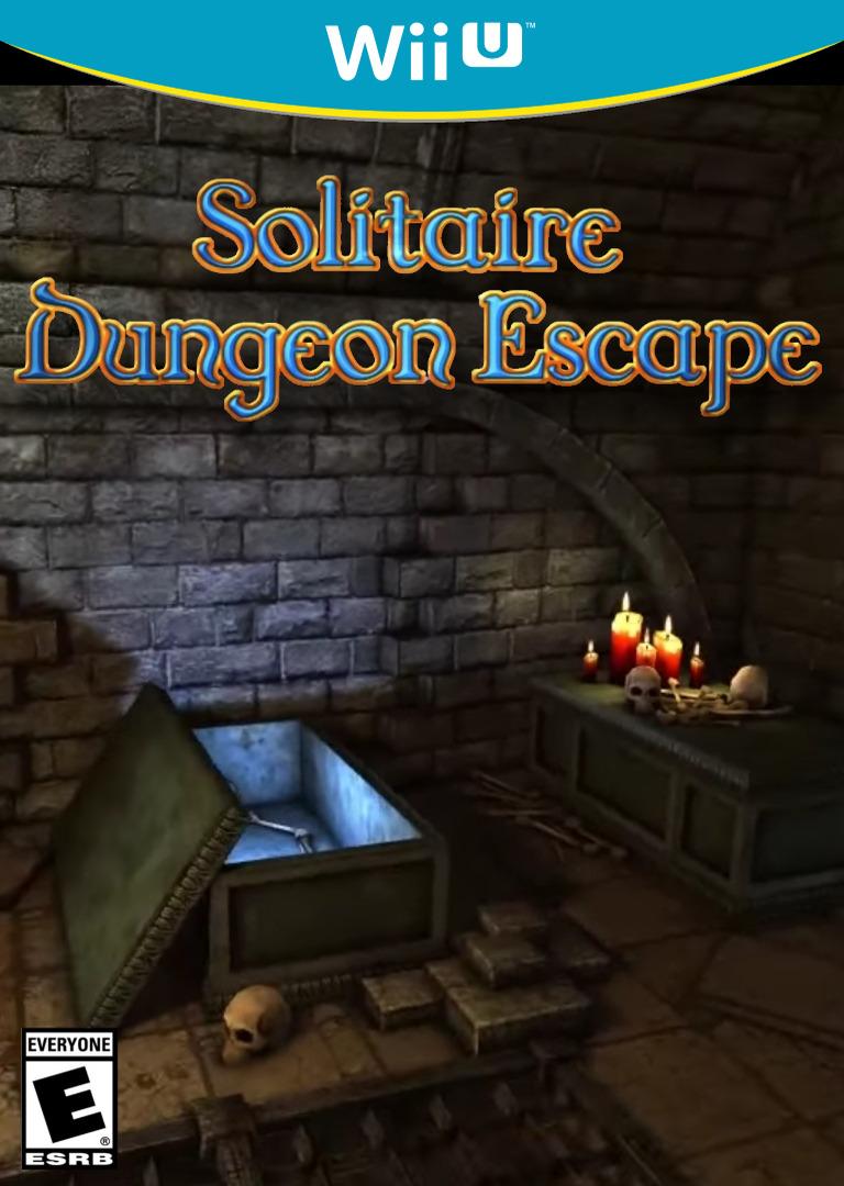 Solitaire Dungeon Escape WiiU coverHQ (AD7E)