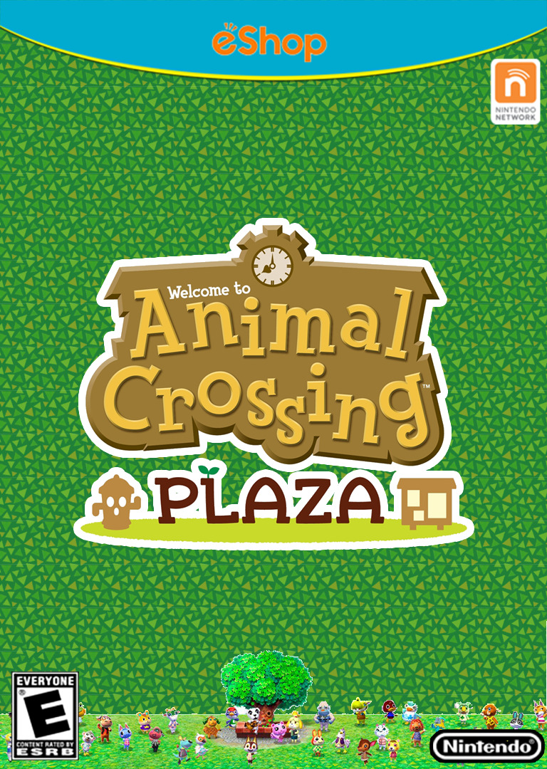 Animal Crossing Plaza WiiU coverHQ (ADBE)