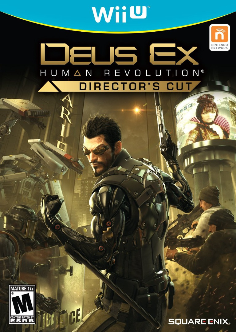 Deus Ex: Human Revolution - Director's Cut WiiU coverHQ (ADXEGD)