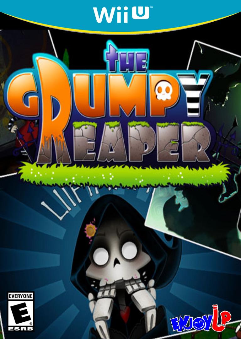 Grumpy Reaper WiiU coverHQ (AGQE)