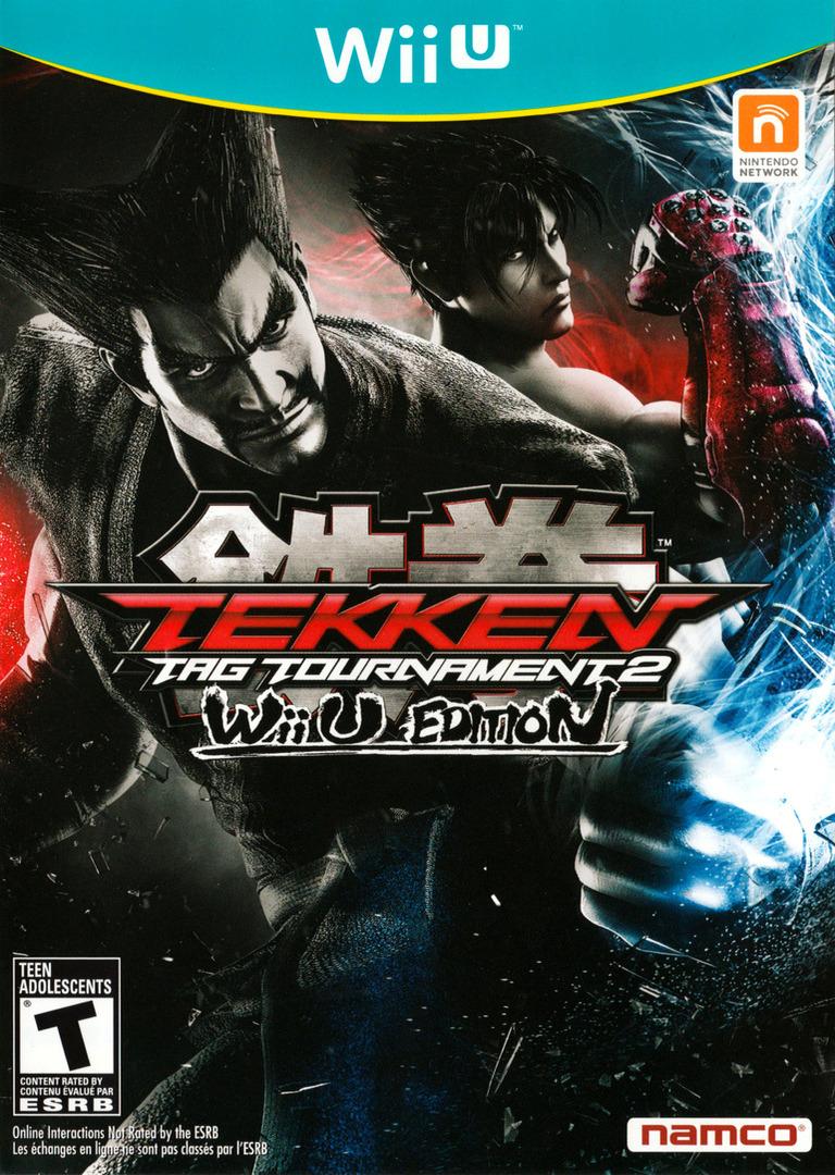 Tekken Tag Tournament 2 WiiU coverHQ (AKNEAF)