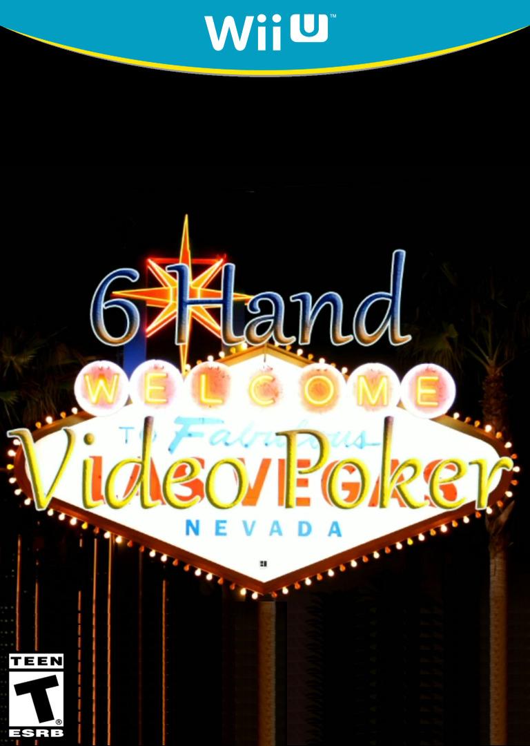6-Hand Video Poker WiiU coverHQ (AKPE)