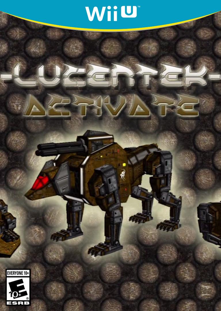 Lucentek - Activate WiiU coverHQ (ALUE)