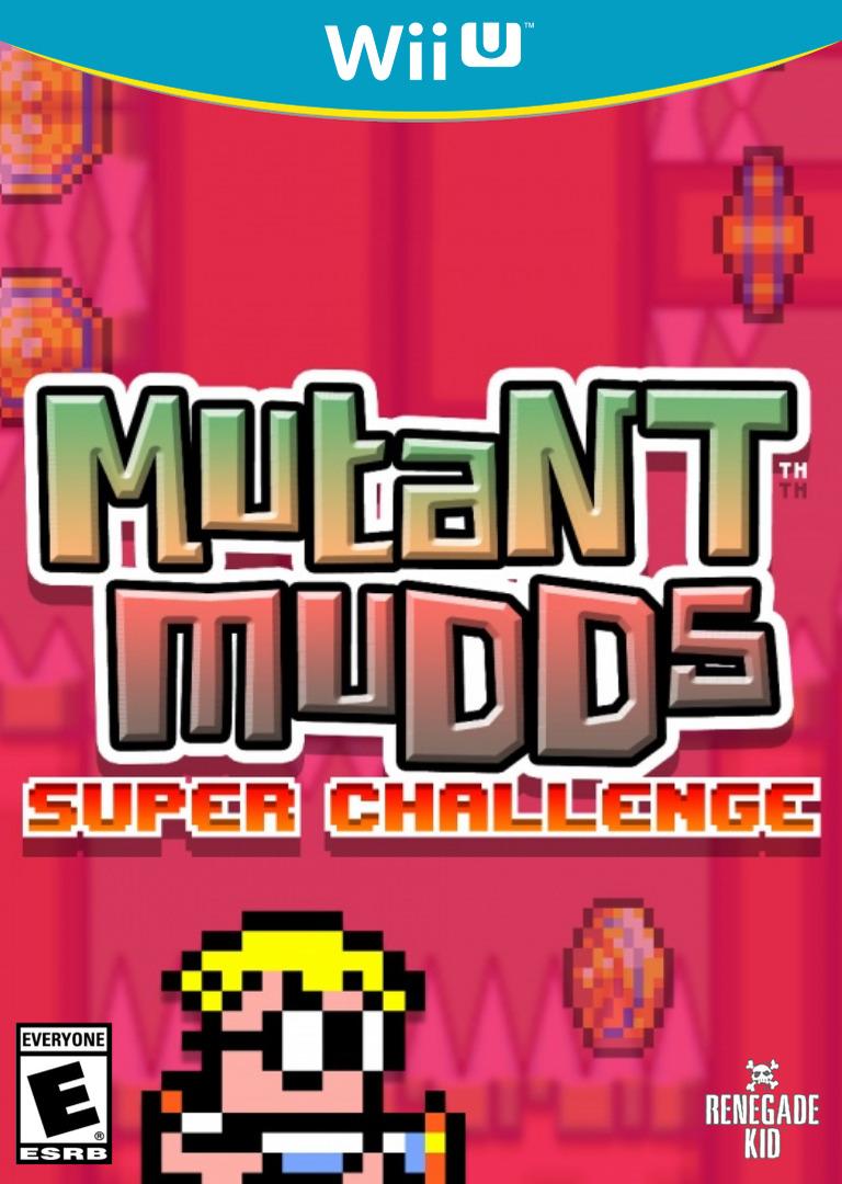 Mutant Mudds Super Challenge WiiU coverHQ (AMUE)