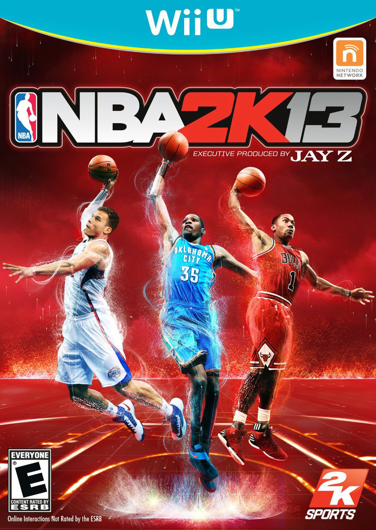 NBA 2K13 Array coverHQ (ANBE54)