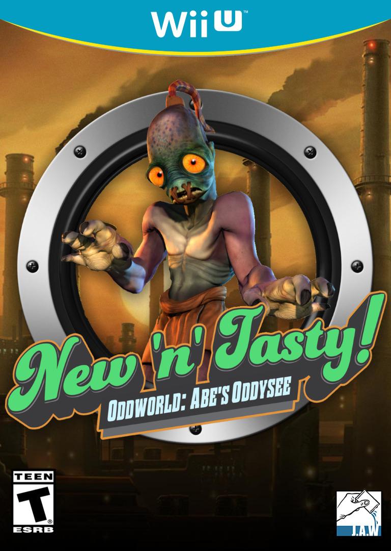Oddworld: New 'n' Tasty Array coverHQ (ANWE)