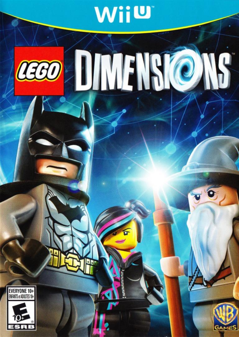 LEGO Dimensions Array coverHQ (APZEWR)