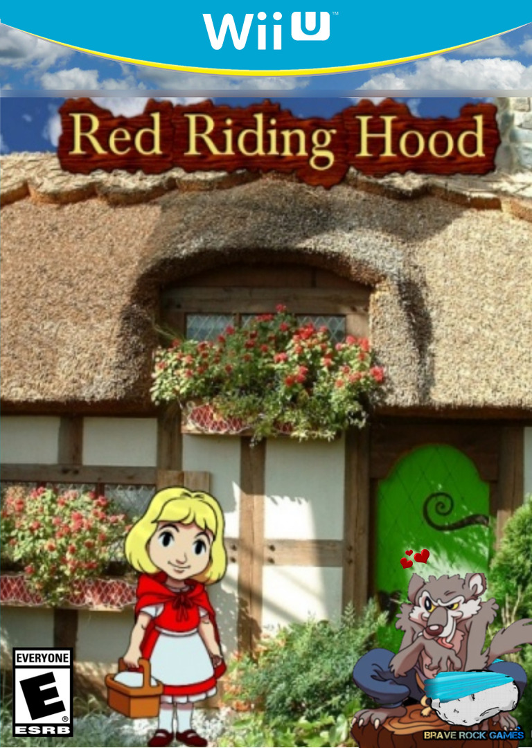 Red Riding Hood Array coverHQ (ARHE)