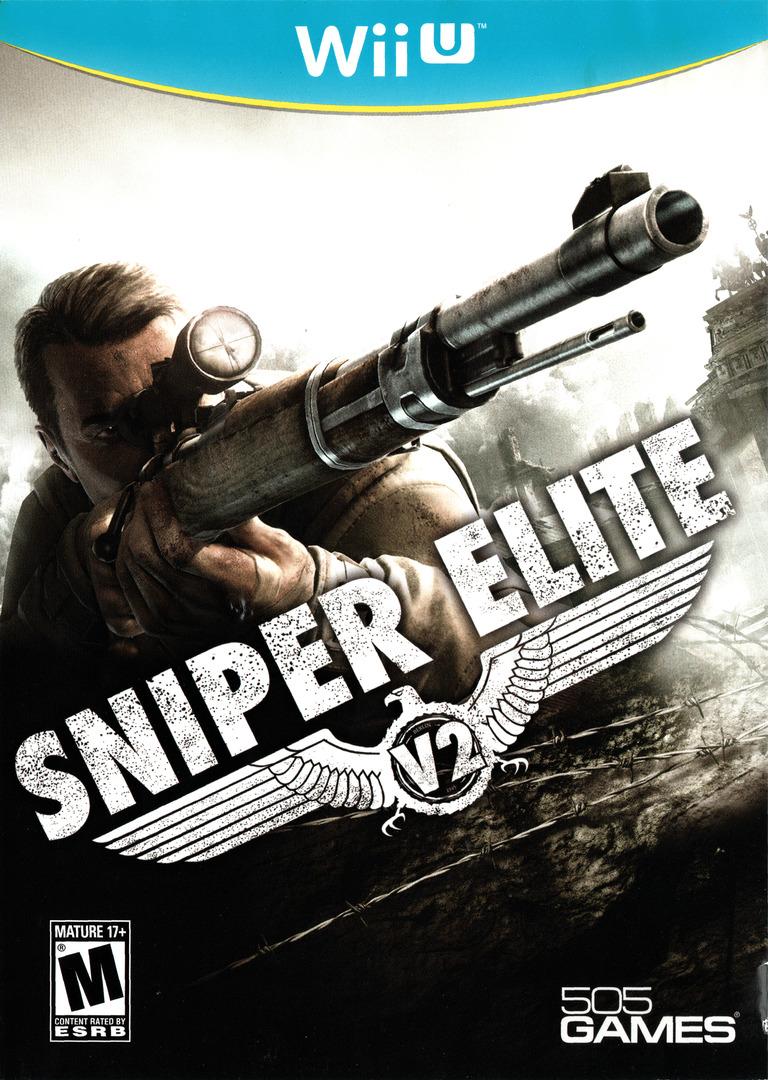 Sniper Elite V2 WiiU coverHQ (AS8EGT)
