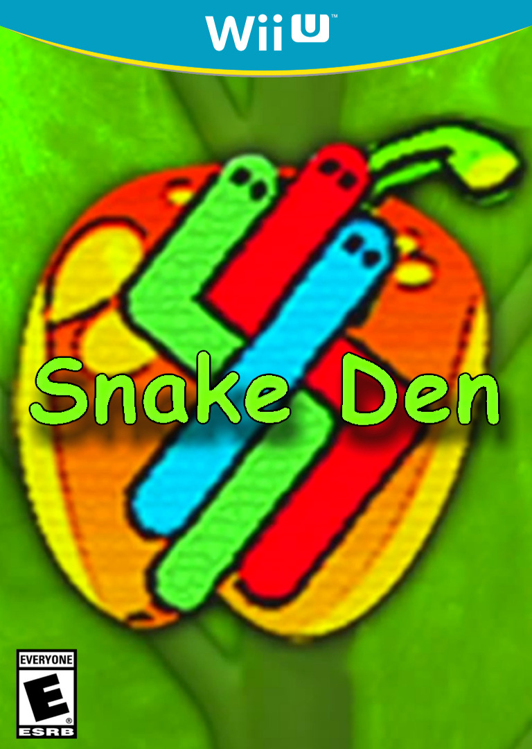 Snake Den WiiU coverHQ (ASDE)