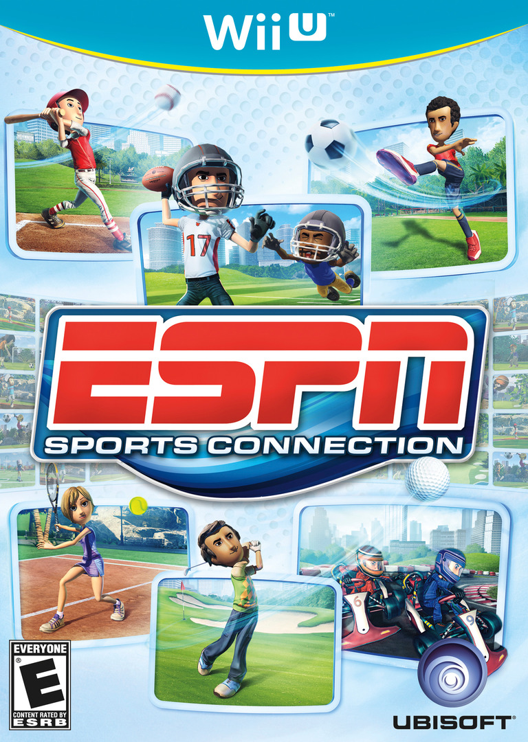ESPN Sports Connection WiiU coverHQ (ASPE41)