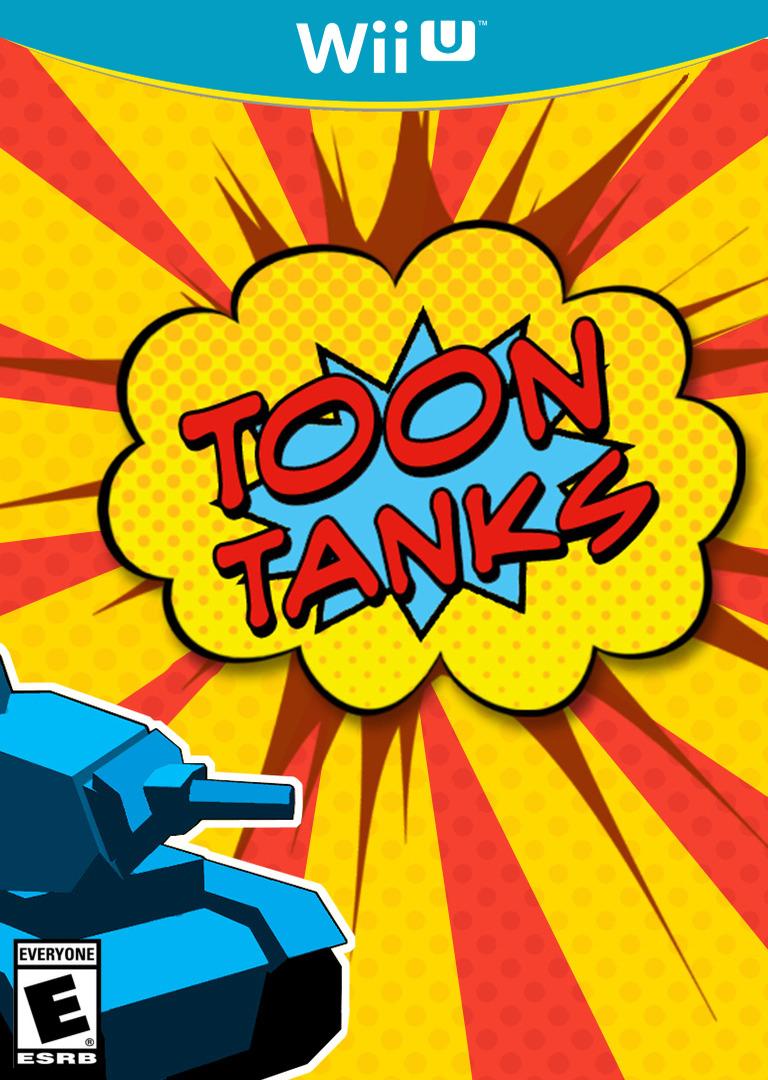 Toon Tanks Array coverHQ (ATNE)