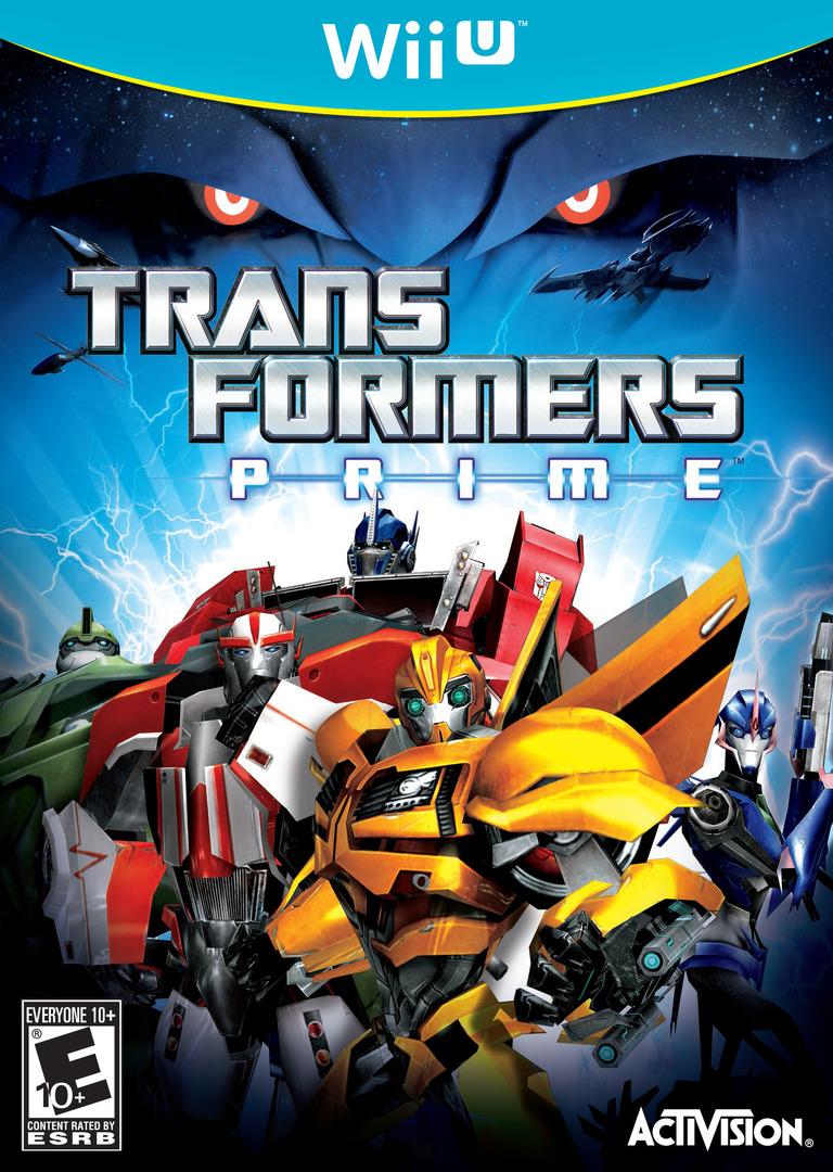 Transformers: Prime WiiU coverHQ (ATRE52)