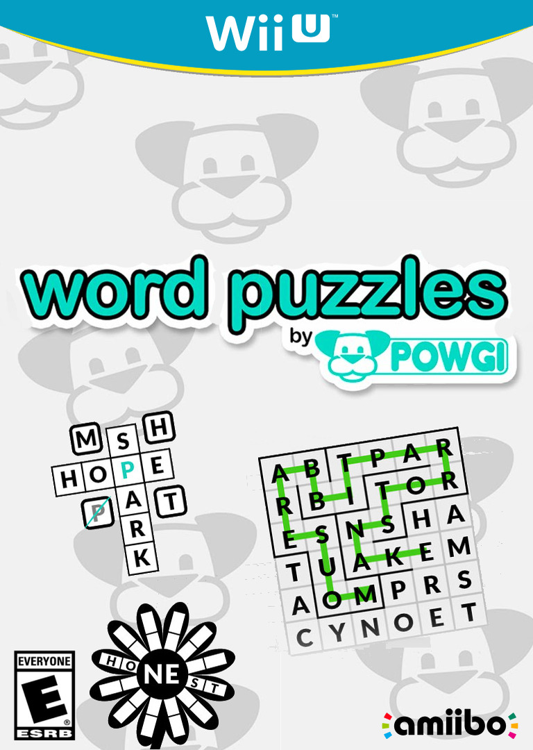 Word Puzzles by POWGI Array coverHQ (AW2E)