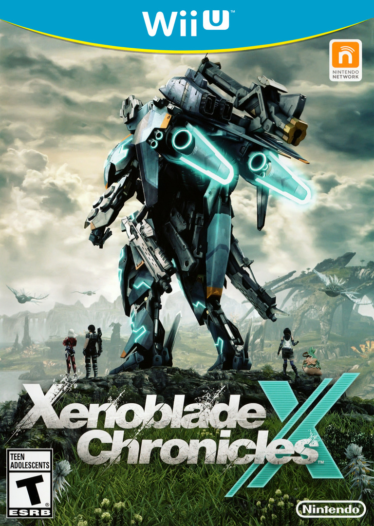 Xenoblade Chronicles X WiiU coverHQ (AX5E01)