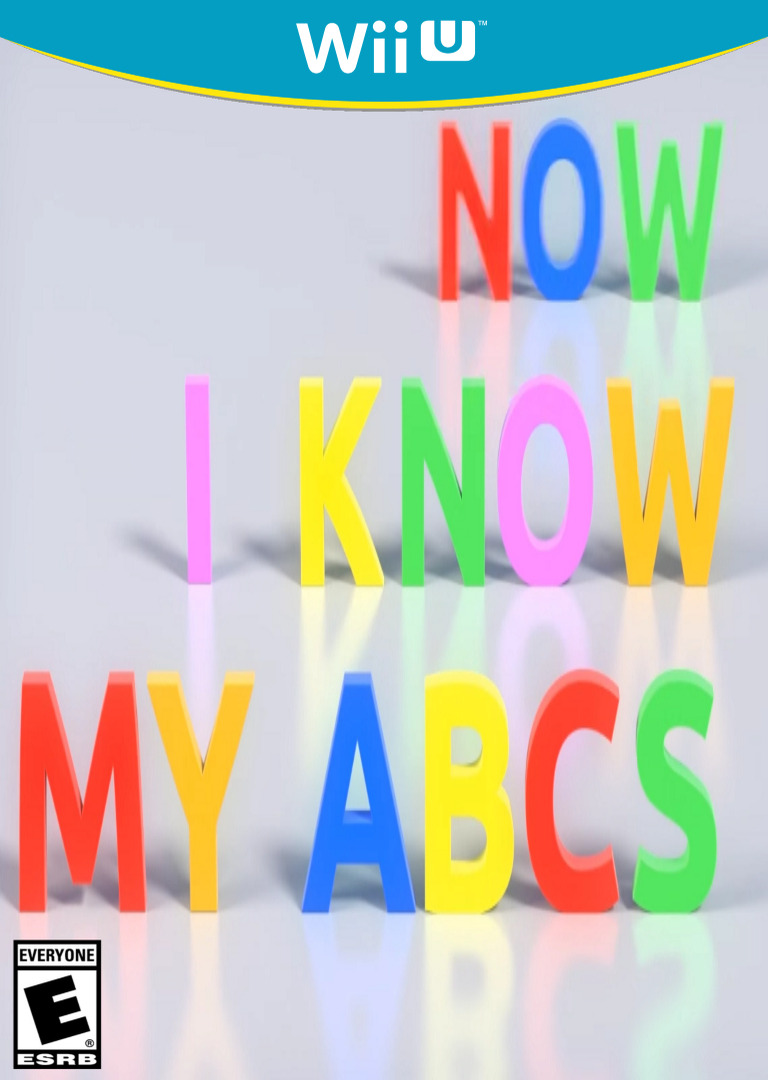 Now I know my ABCs WiiU coverHQ (BC7E)