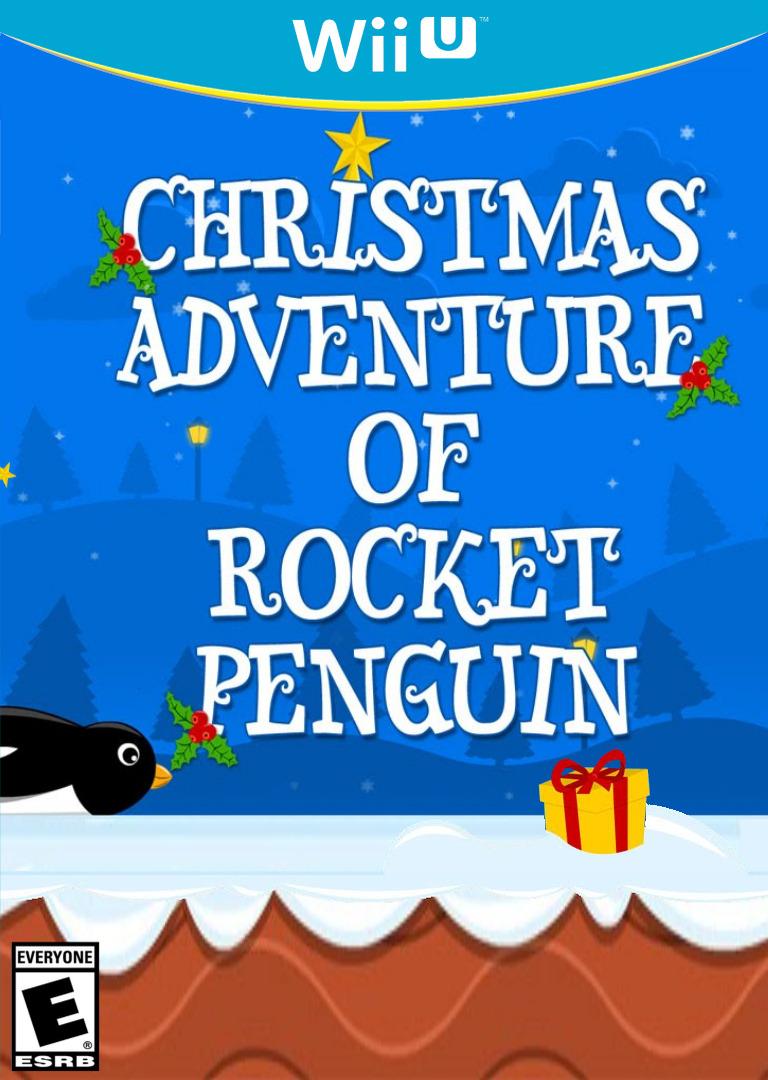 Christmas Adventure of Rocket Penguin WiiU coverHQ (BCKE)