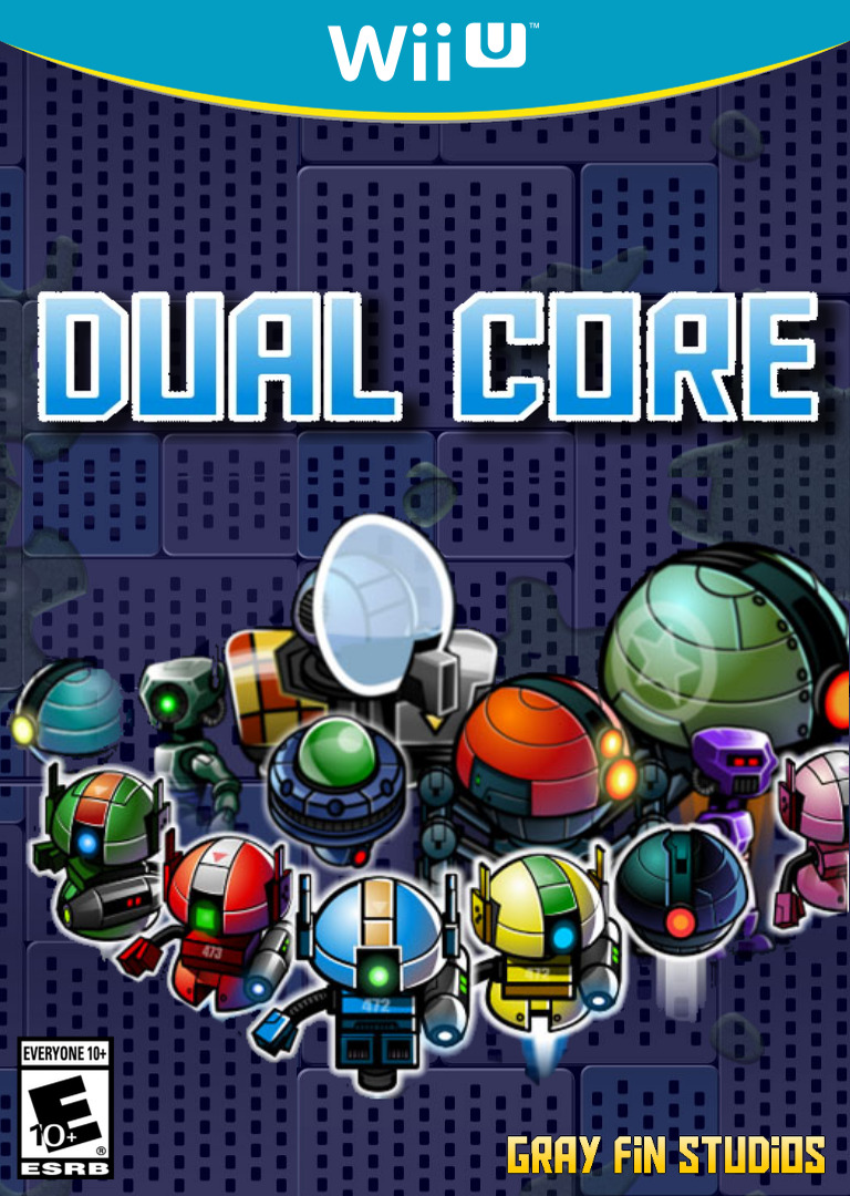 Dual Core Array coverHQ (BD8E)