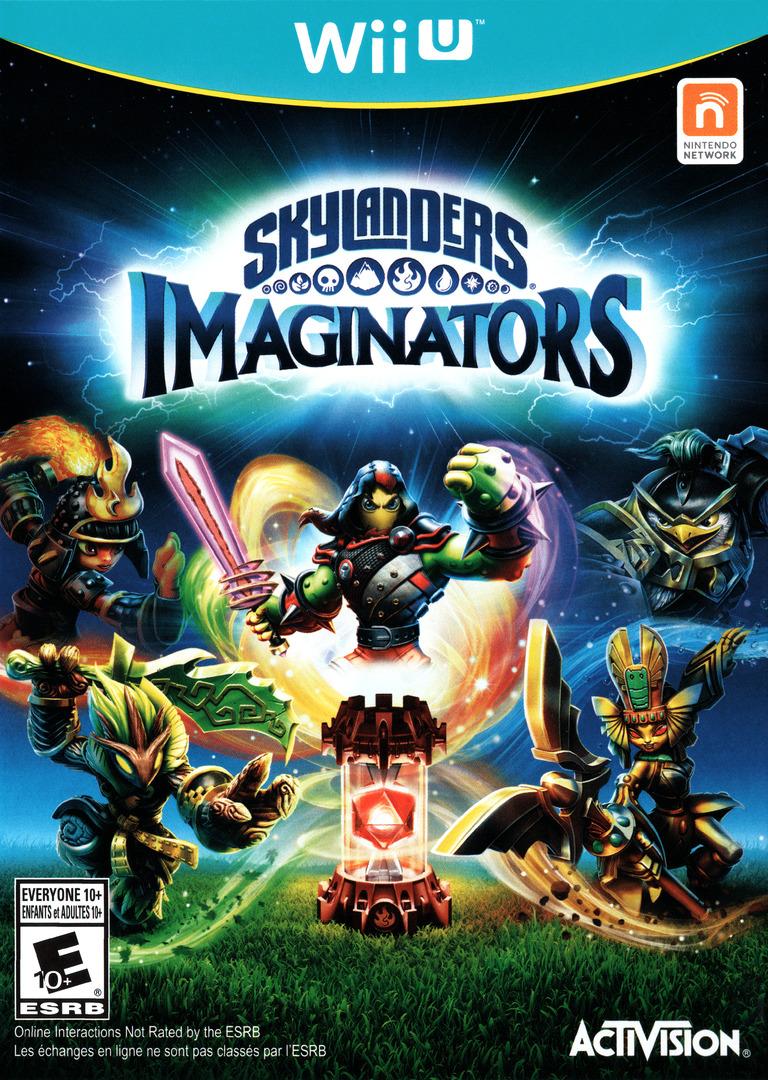 Skylanders Imaginators WiiU coverHQ (BL6E52)