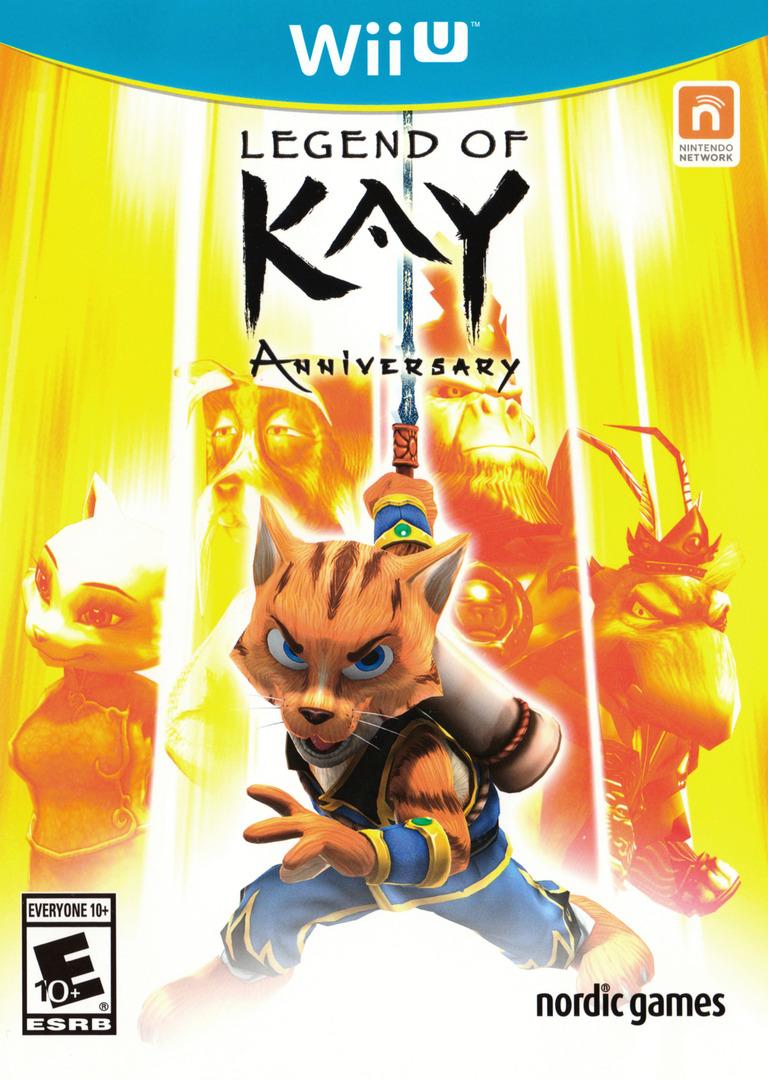 Legend of Kay Anniversary Array coverHQ (BLKE6V)