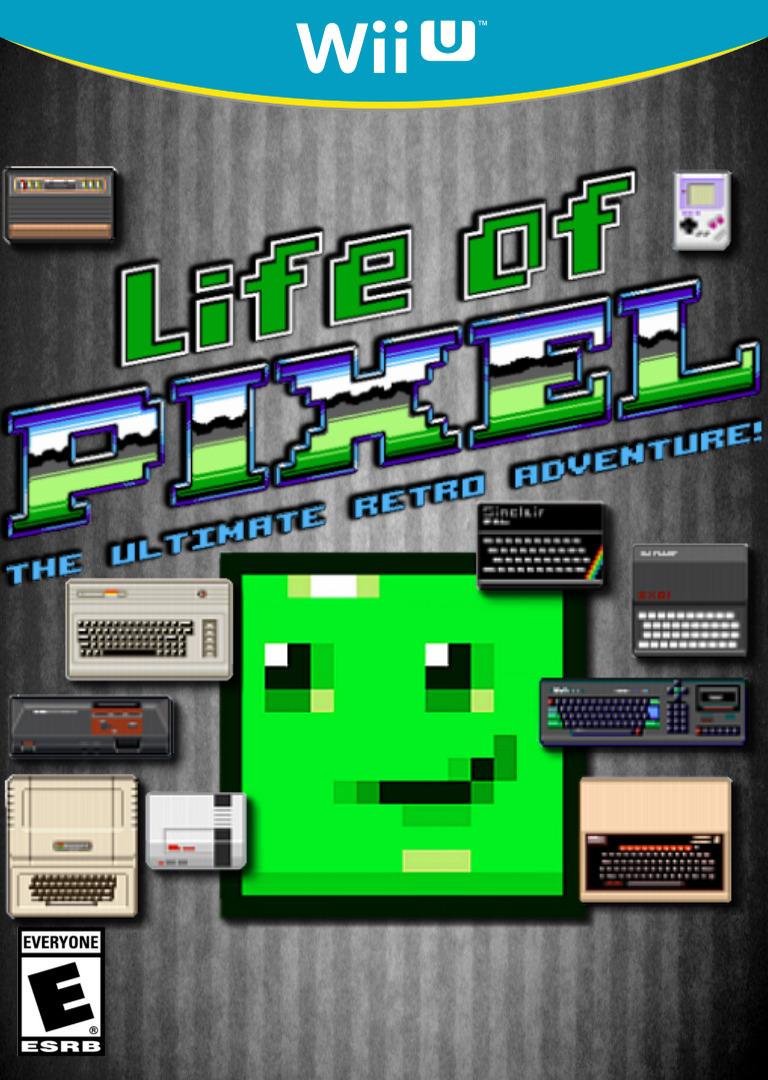 Life of Pixel WiiU coverHQ (BLPE)