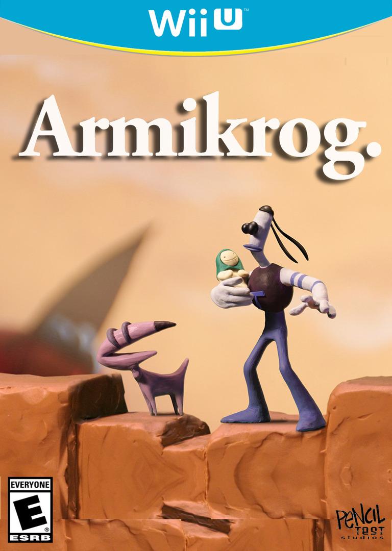 Armikrog Array coverHQ (BR2E)