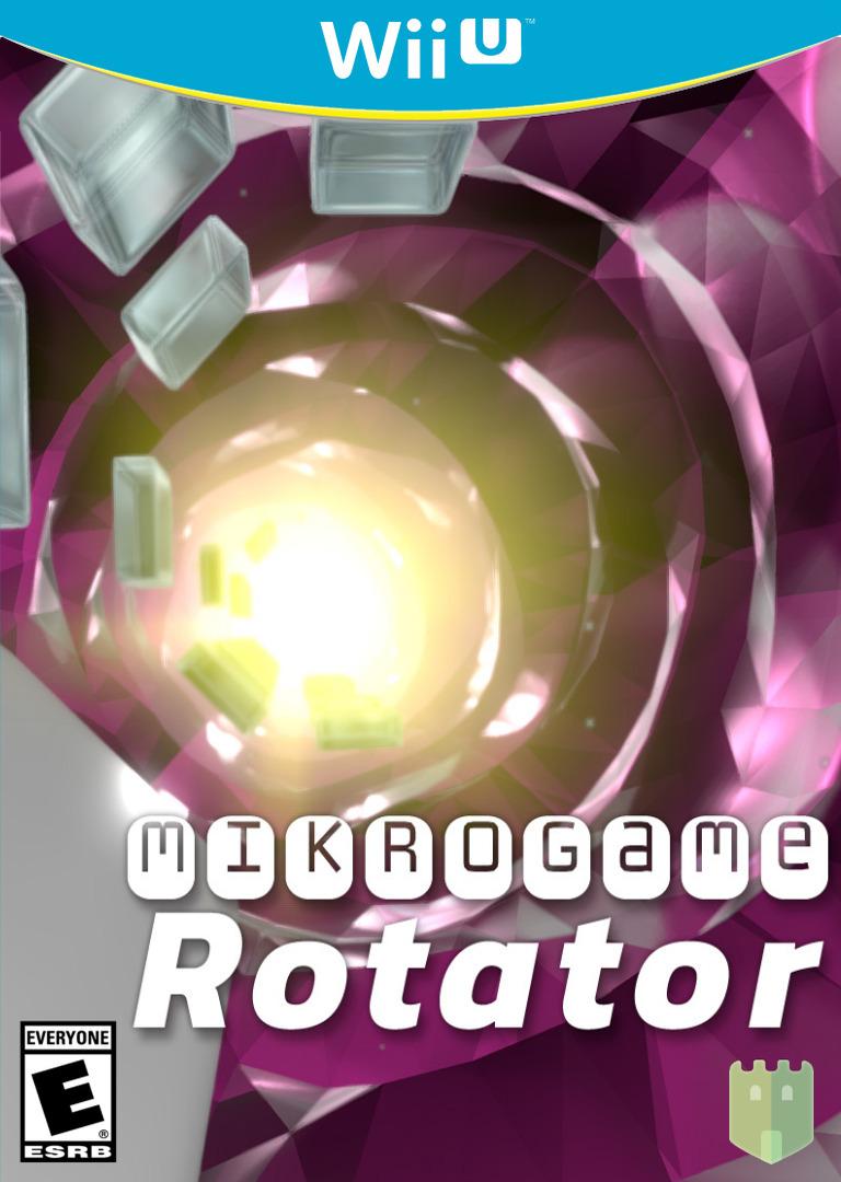 MikroGame: Rotator WiiU coverHQ (BR7E)