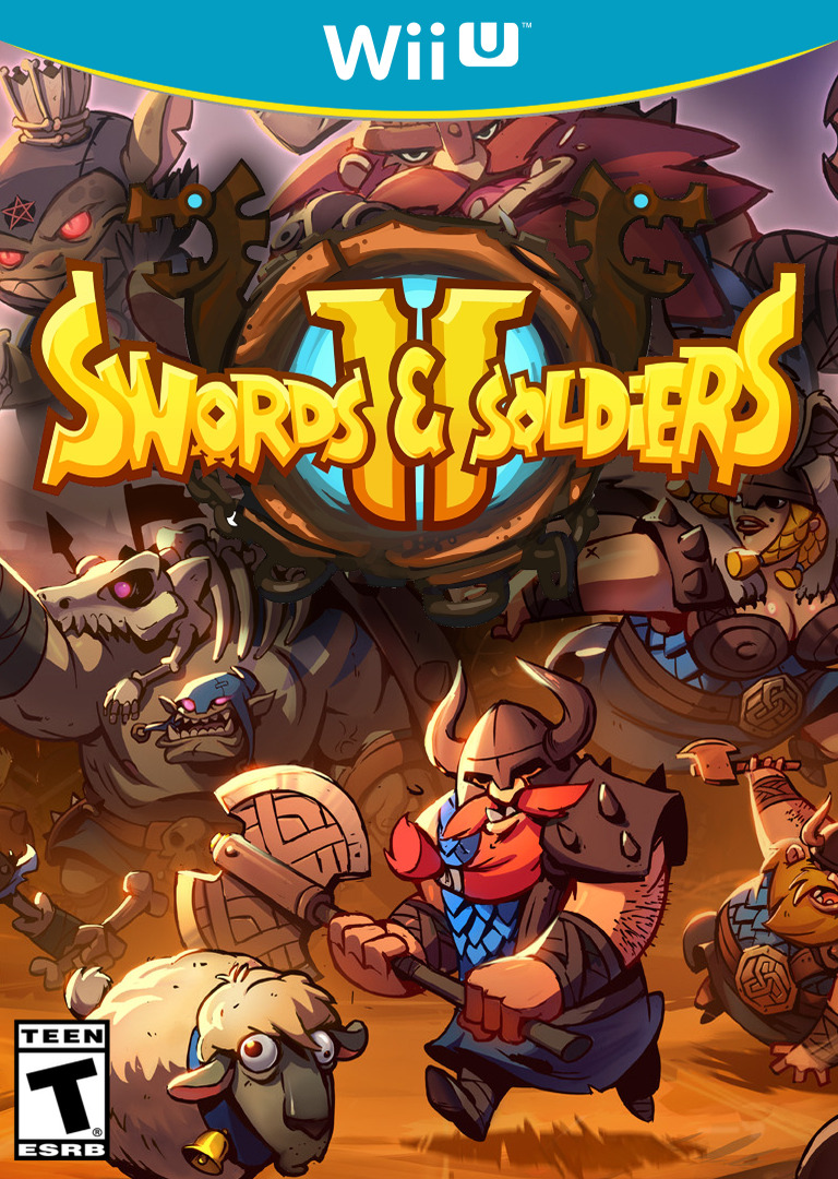 Swords & Soldiers II Array coverHQ (BS2E)