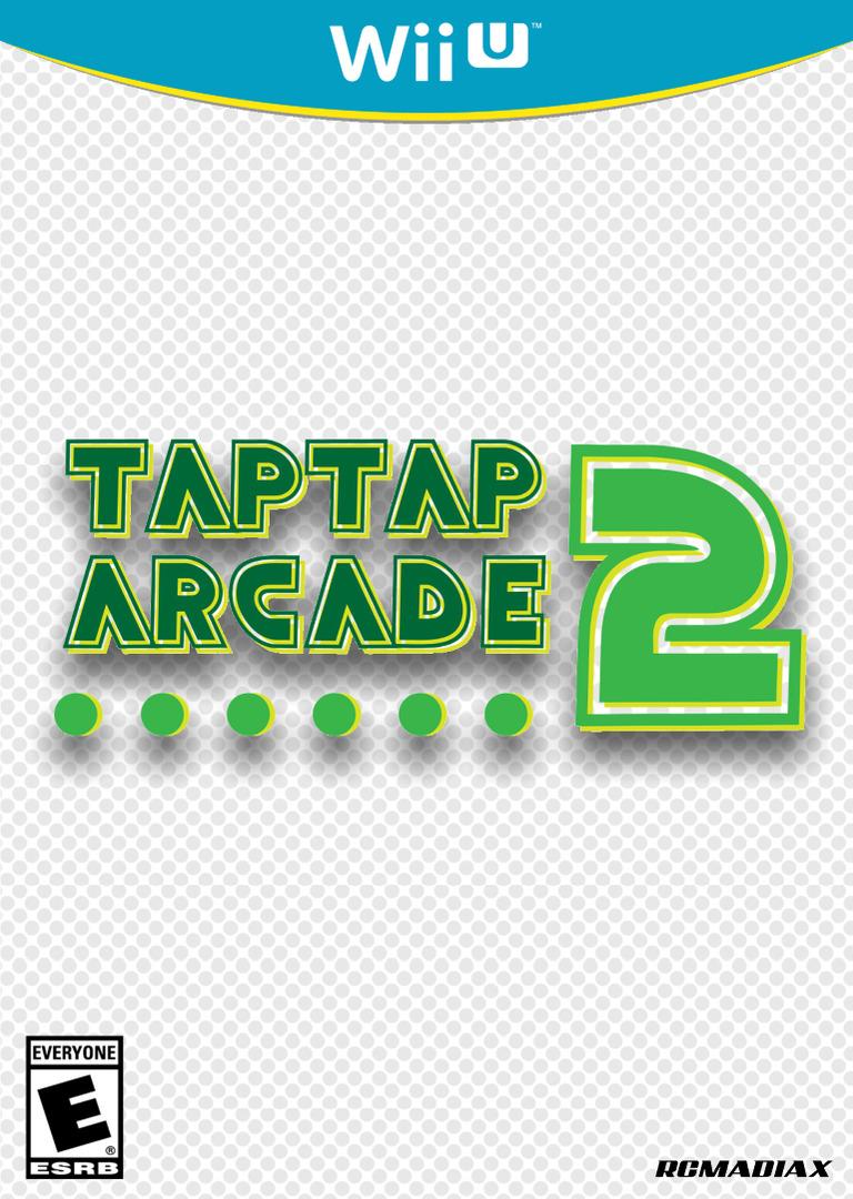 TAP TAP ARCADE 2 Array coverHQ (BTNE)