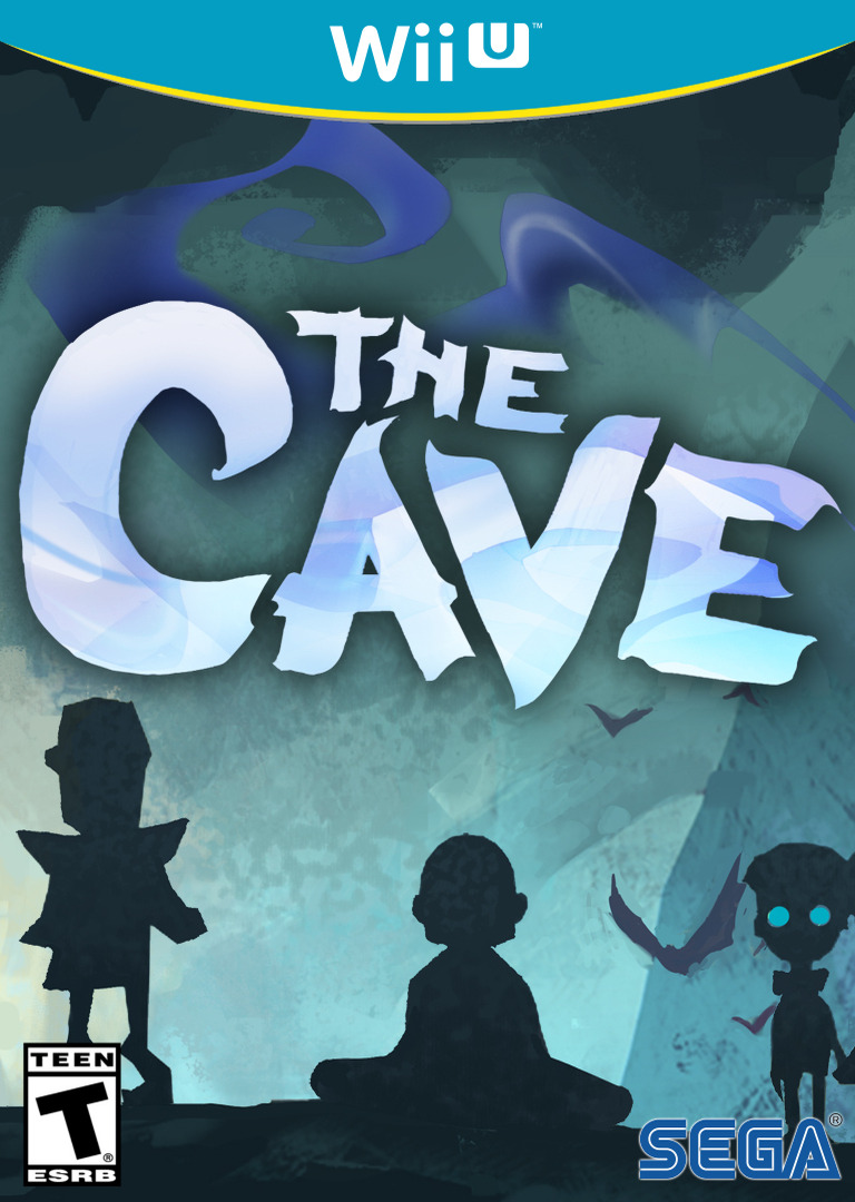 The Cave Array coverHQ (WCVE)