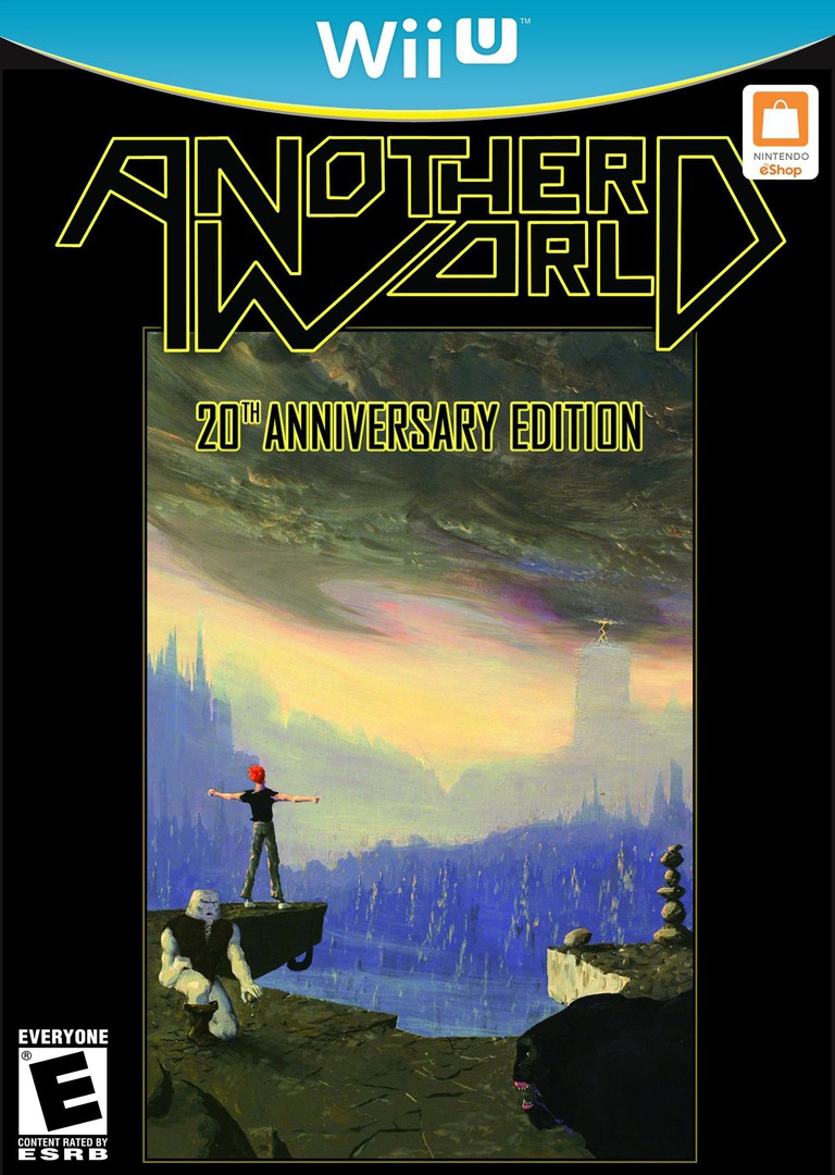 Another World: 20th Anniversary Edition WiiU coverHQ (WEUE)