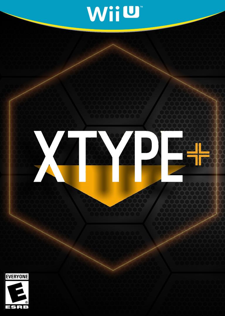 XType+ WiiU coverHQ (WEXE)