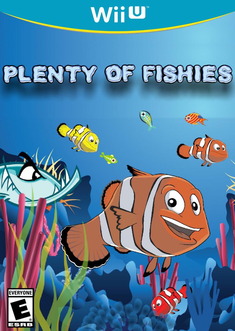 Plenty of Fishies Array coverHQ (WFPE)