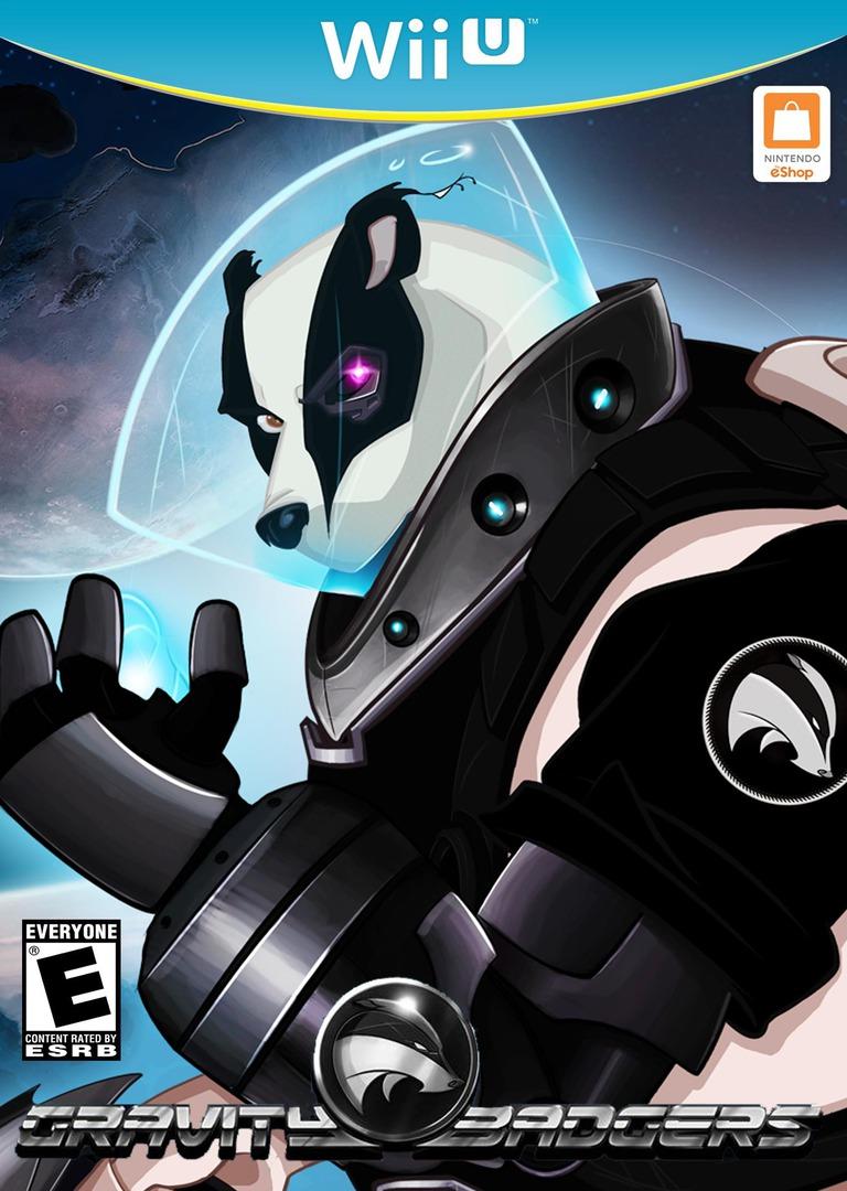 Gravity Badgers Array coverHQ (WGVE)