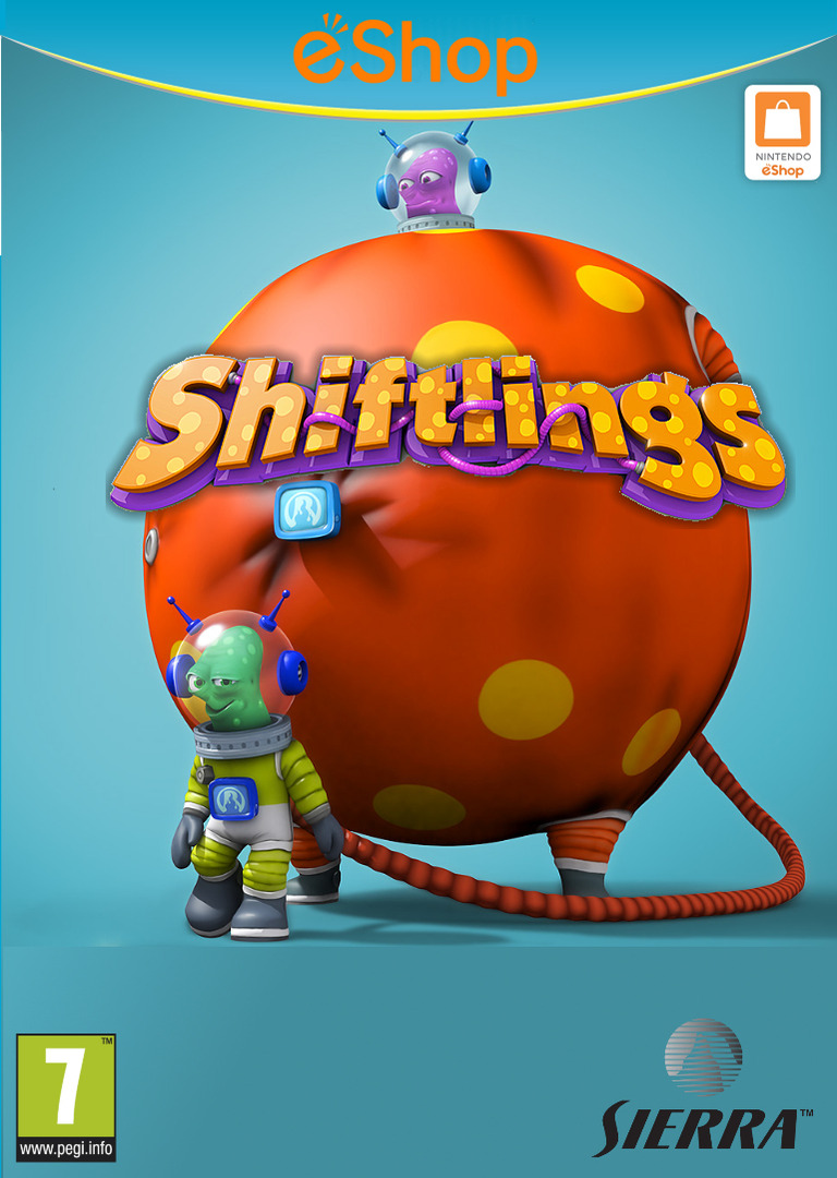 Shiftlings Array coverHQ2 (ASXP)
