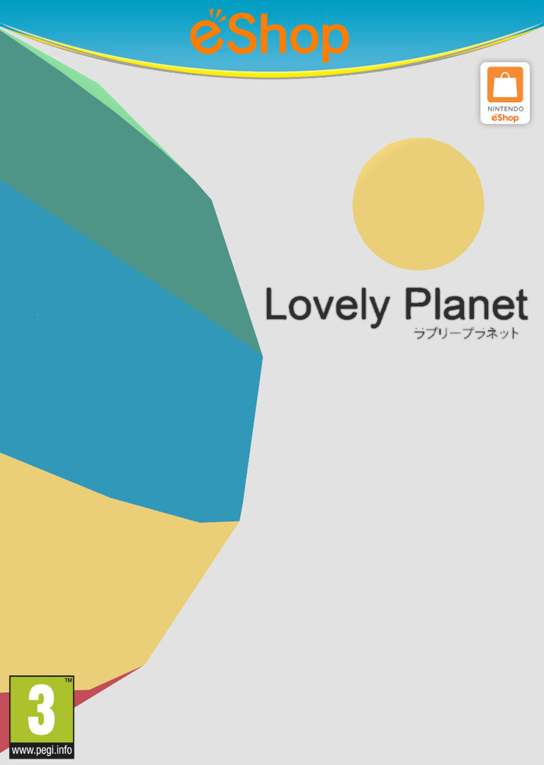 Lovely Planet Array coverHQ2 (BLVP)