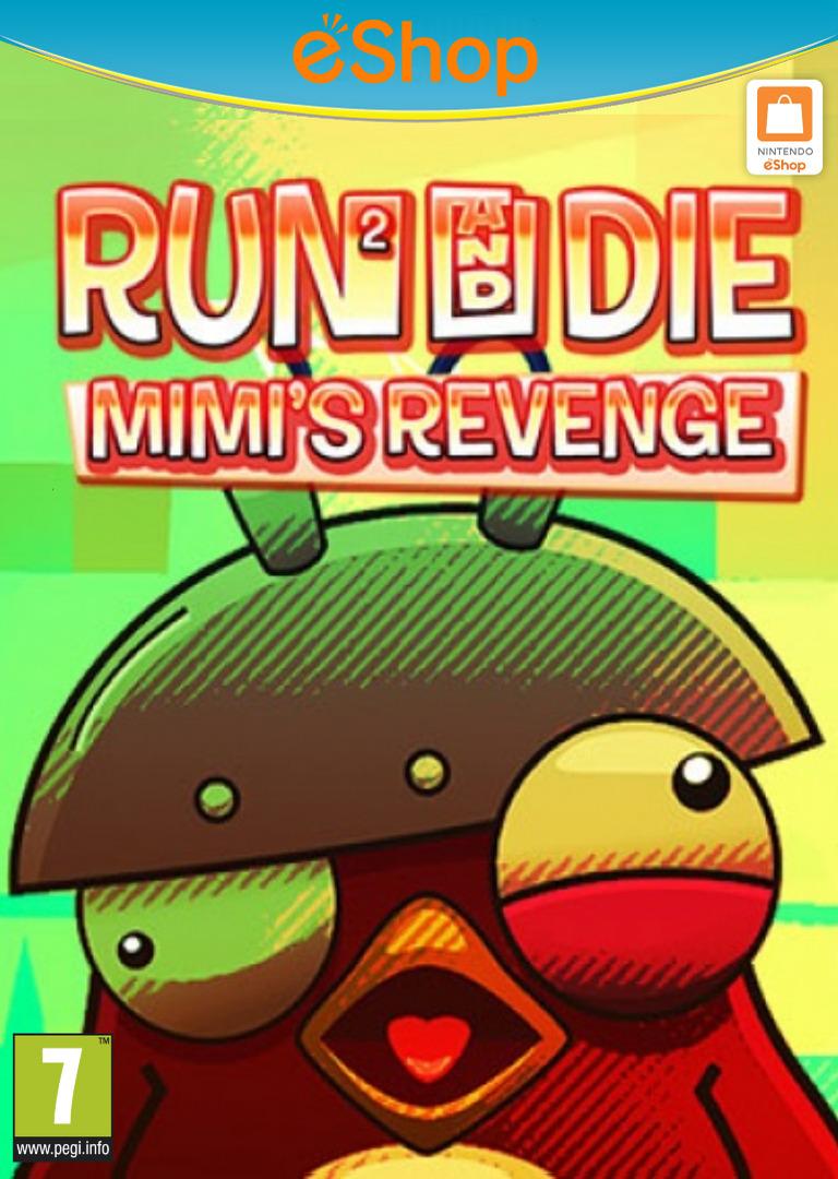 Run Run and Die Array coverHQ2 (BRRP)